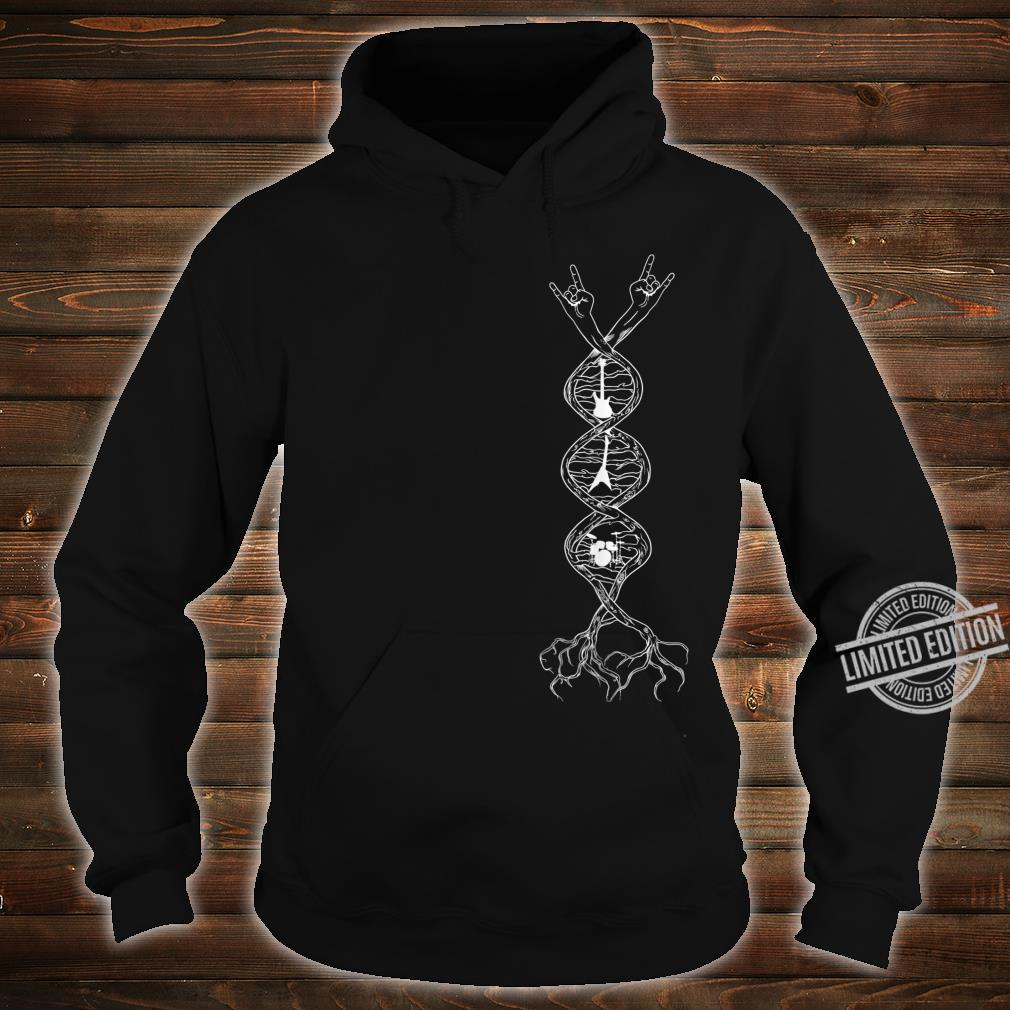 Rock, Heavy & Totenkopf by Ro Designs Shirt hoodie