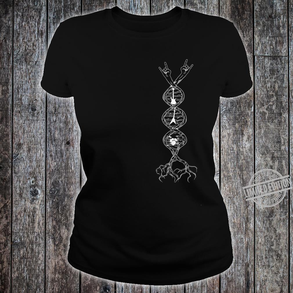 Rock, Heavy & Totenkopf by Ro Designs Shirt ladies tee
