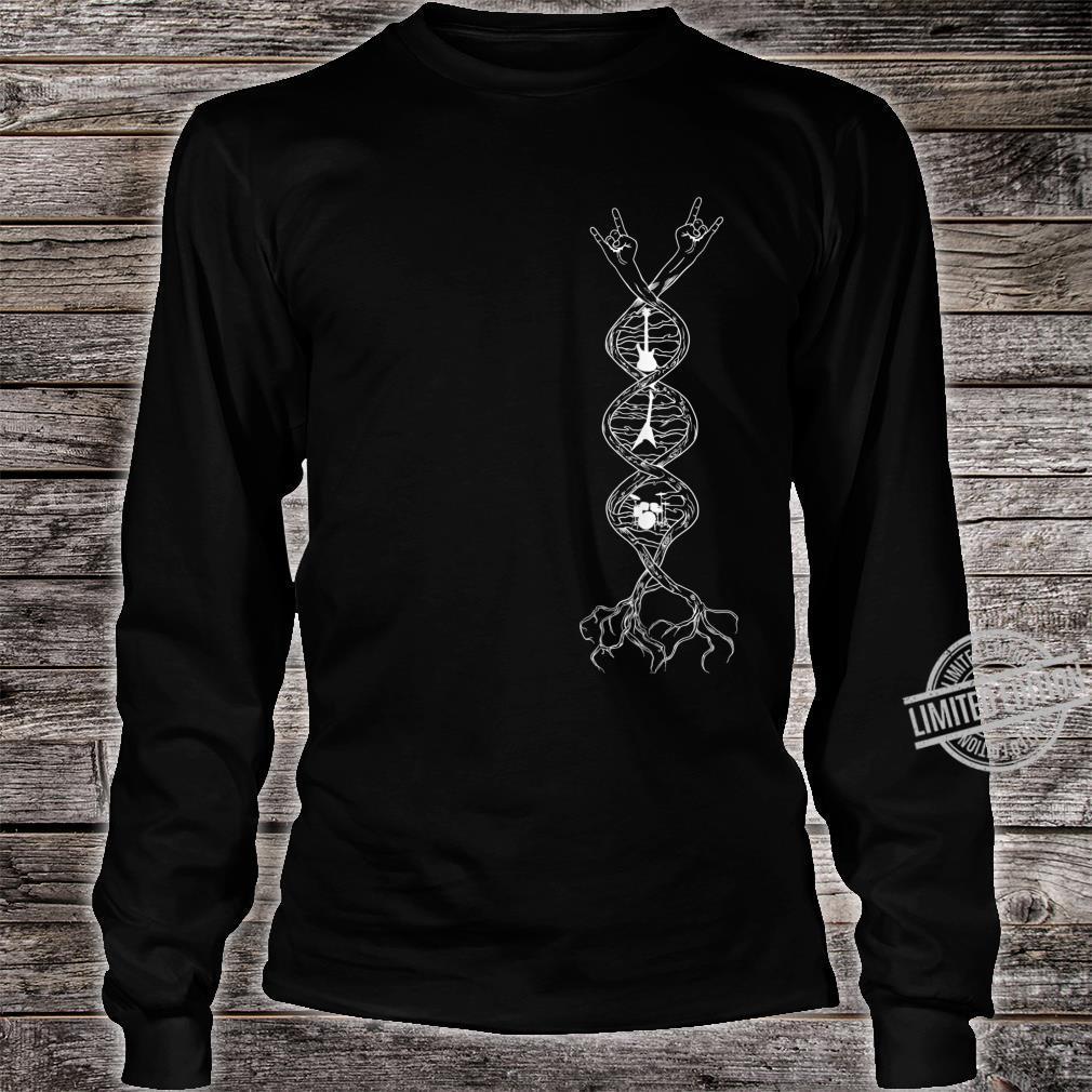 Rock, Heavy & Totenkopf by Ro Designs Shirt long sleeved