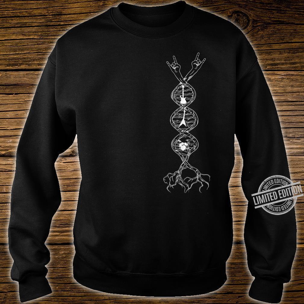 Rock, Heavy & Totenkopf by Ro Designs Shirt sweater