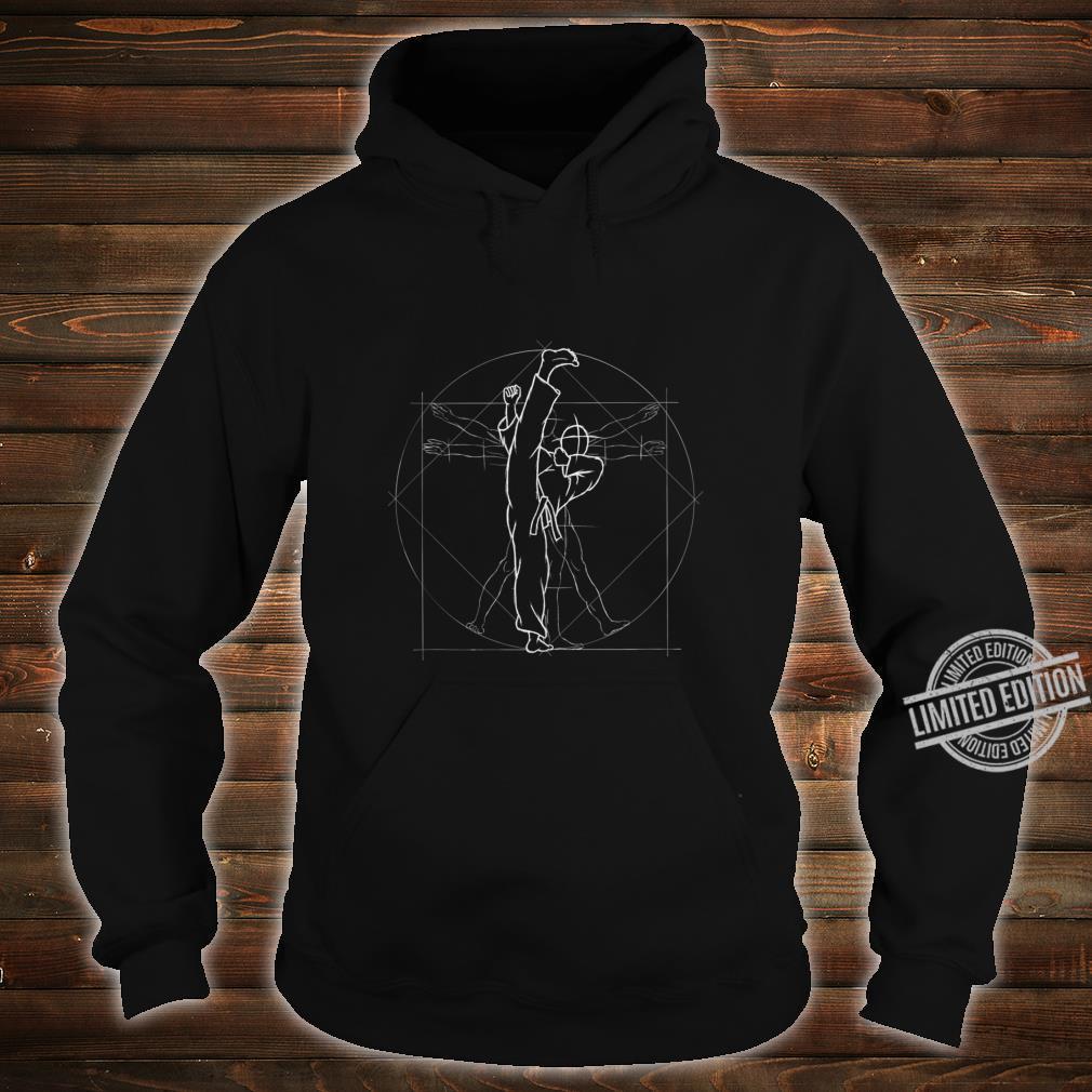 Roundhouse Kick Kickboxing Kung Fu MMA TaeKwonDo Shirt hoodie