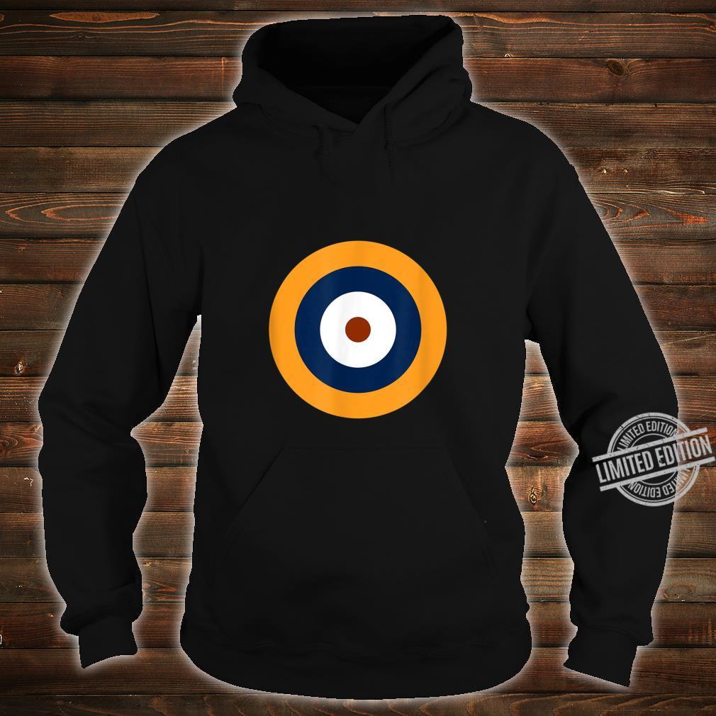 Royal Air Force Roundel RAF WW2 WWII War Logo Shirt hoodie