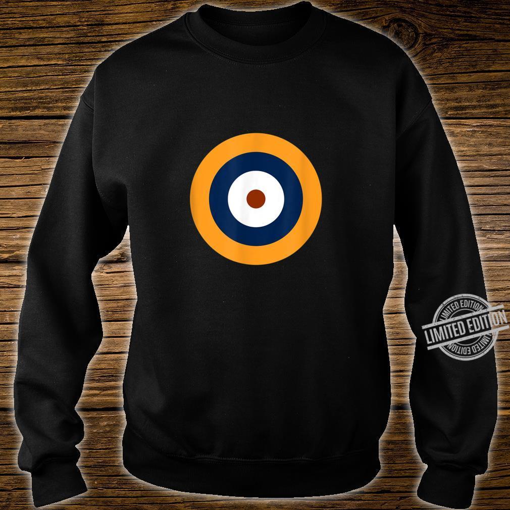 Royal Air Force Roundel RAF WW2 WWII War Logo Shirt sweater
