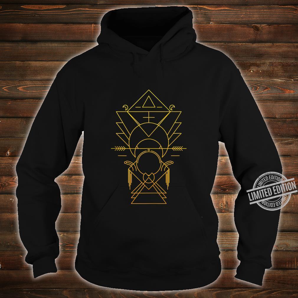 Sacred Geometry Ancient Alchemy Meditation Yoga Esoteric Shirt hoodie