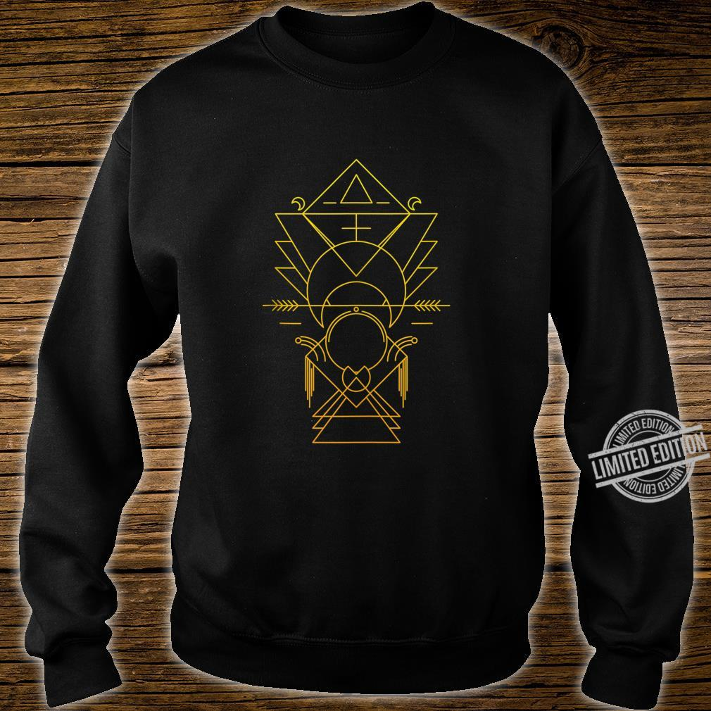 Sacred Geometry Ancient Alchemy Meditation Yoga Esoteric Shirt sweater