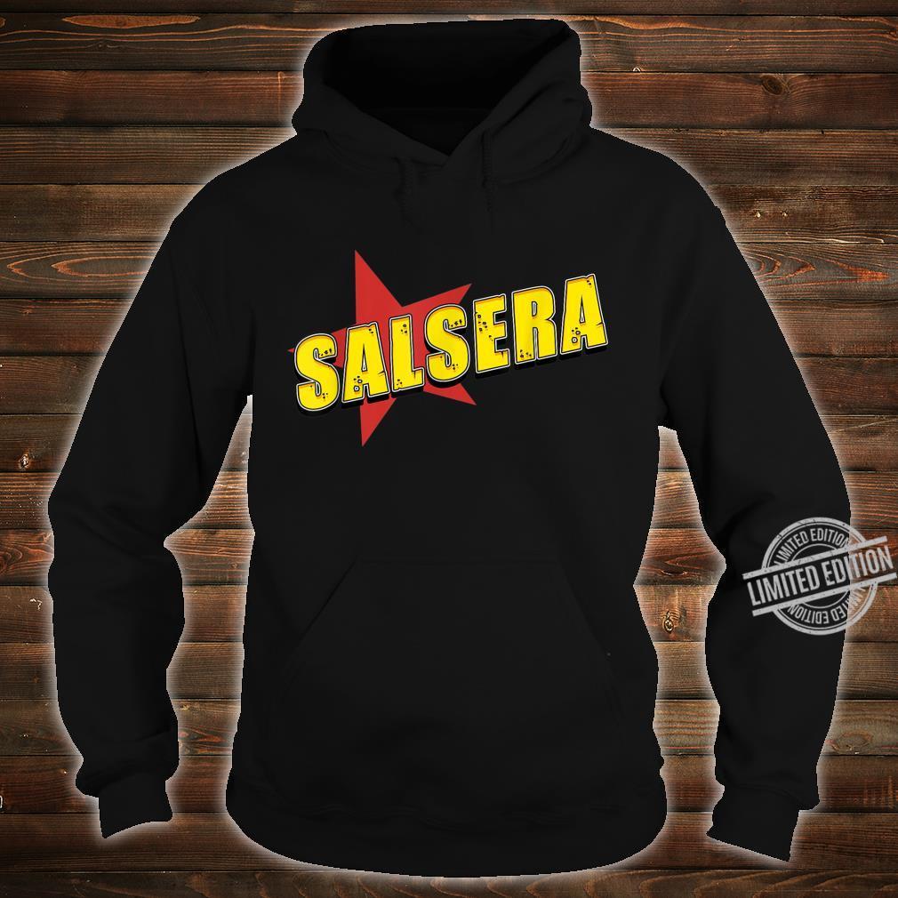 Salsa der Tanz mit Musik aus Kuba in der Karibik, Südamerika Shirt hoodie