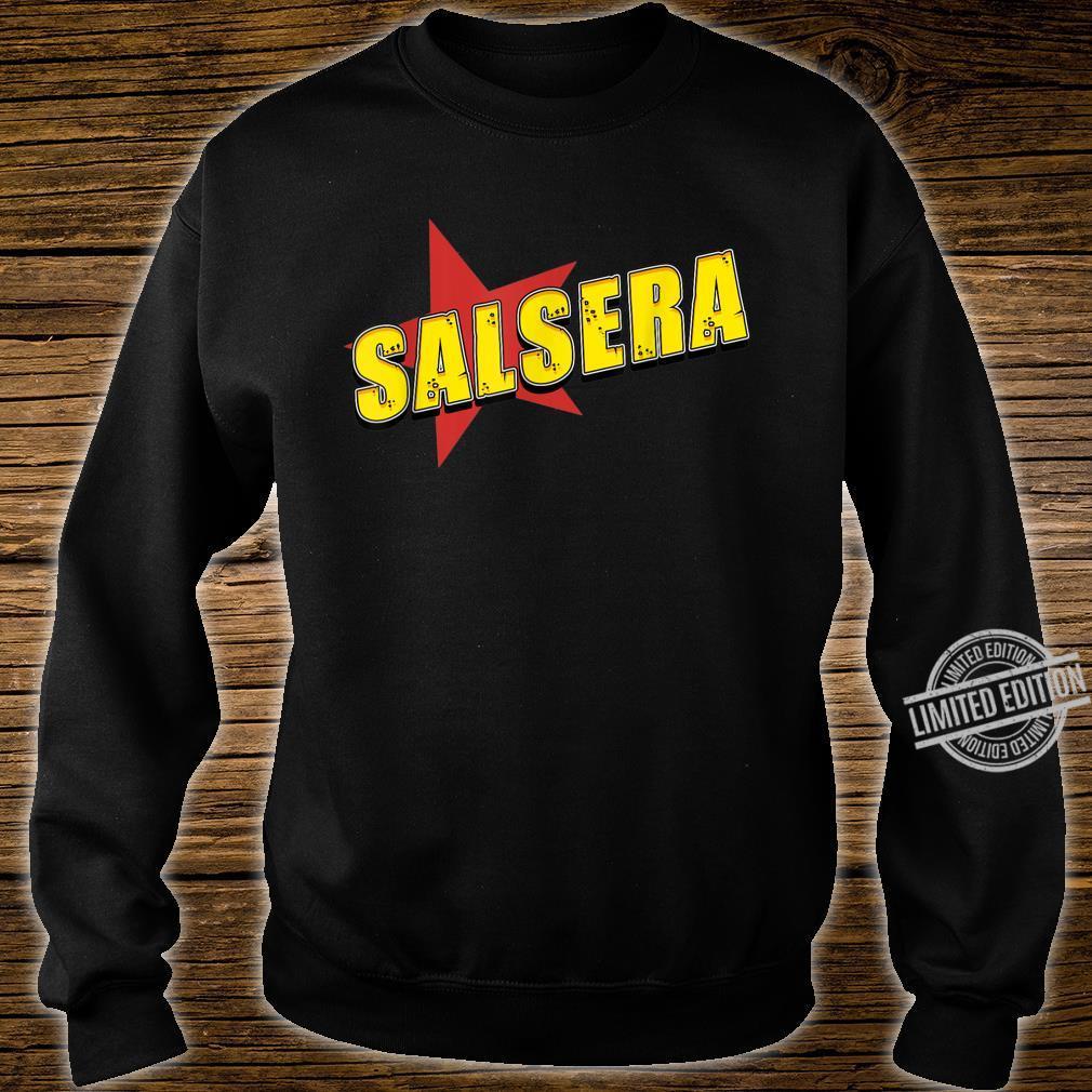 Salsa der Tanz mit Musik aus Kuba in der Karibik, Südamerika Shirt sweater
