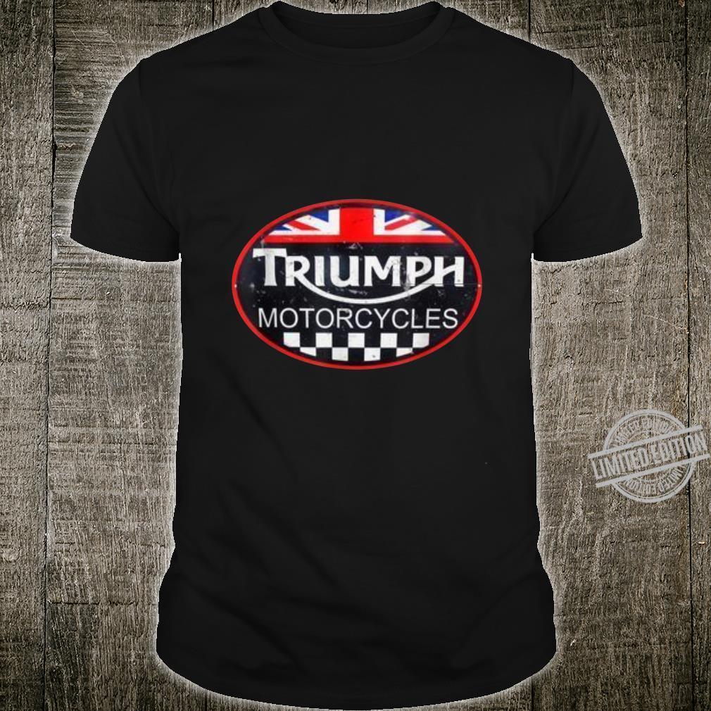 Vintage Triumph emblem Shirt